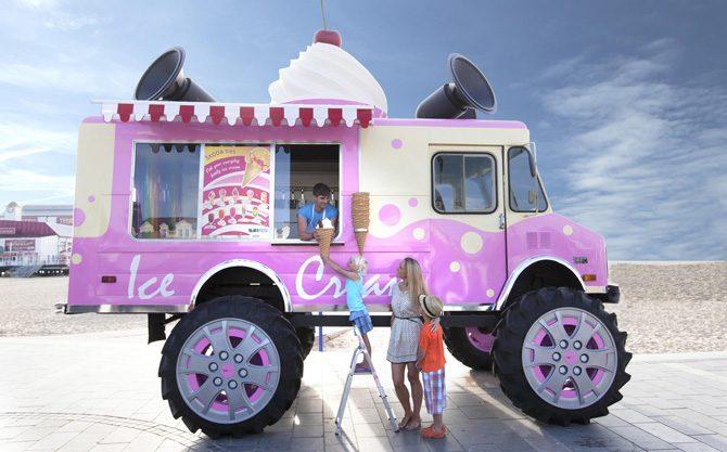 Camion de glace_Skoda