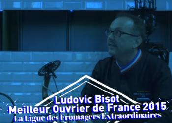 Ludovic Bisot et La Ligue Des Fromagers Extraordinaires