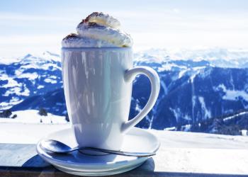 Gourmandise et altitude : des produits laitiers au sommet !