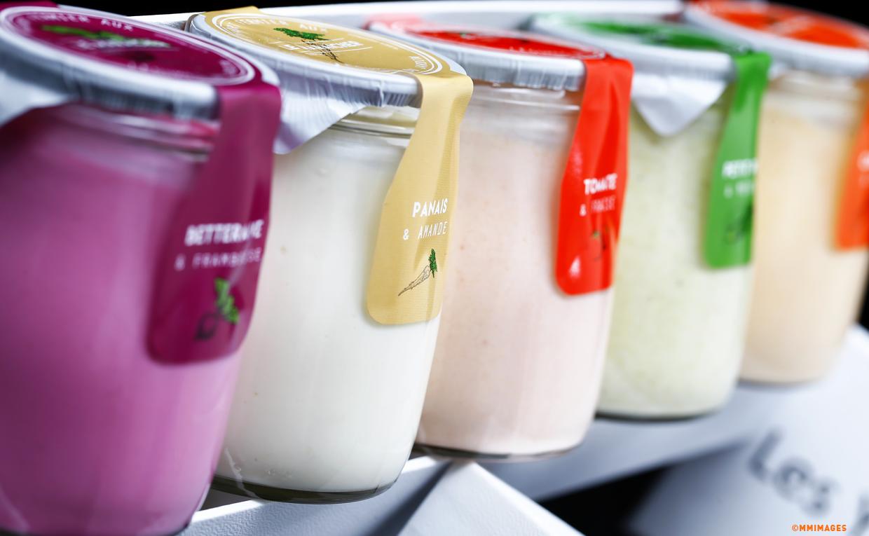 Le yaourt aux légumes, bientôt dans vos frigos?